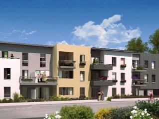 Programme immobilier neuf Laxou - Le clos des vignes - Loi Pinel, Residence Principale