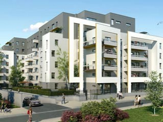 Programme immobilier neuf Choisy le Roi - Villa tassigny - Residence Principale