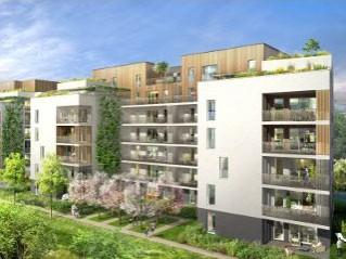 Programme immobilier neuf Villeurbanne - Le jardin des senteurs - Loi Pinel, Residence Principale