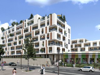 Programme immobilier neuf Carrières sous Poissy - Seineurope - Loi Pinel, Residence Principale - Investir en immobilier neuf Carrières sous Poissy