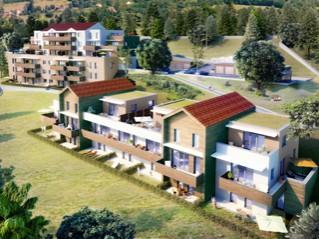 Programme immobilier neuf Voiron - Bel horizon - Loi Pinel, Residence Principale - Investir en immobilier neuf Voiron