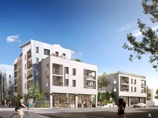 Programme immobilier neuf Bordeaux - Bassins a flot : edéal - Loi Pinel, Residence Principale