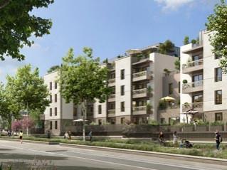 Programme immobilier neuf Saint Cyr l'École - Le domaine du trident - Loi Pinel, Residence Principale
