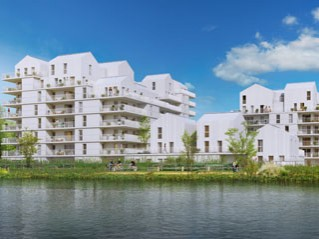 Programme immobilier neuf Bordeaux - So'lac - ginko - Loi Pinel, Residence Principale