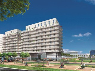 Programme immobilier neuf Montpellier - Le patio del rey - Loi Pinel, Residence Principale