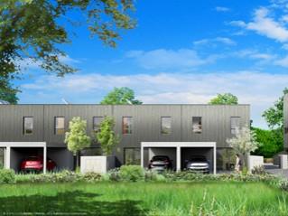 Programme immobilier neuf Saint Jacques de la Lande - Coeur la gautrais - Loi Pinel, Residence Principale - Investir en immobilier neuf Saint Jacques de la Lande
