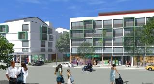 Programme immobilier neuf Toulouse - Les allées de roquemaurel - Statut LMP, Statut LMNP, Loi Censi-Bouvard