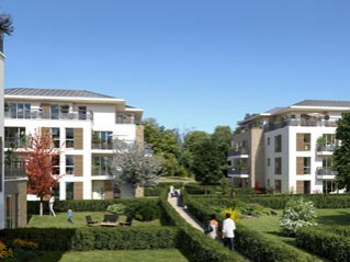 Programme immobilier neuf Andrésy - Le domaine de l'isle - Residence Principale
