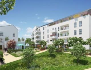 Programme immobilier neuf Melun - Terre et O - Loi Pinel, Residence Principale - Investir en immobilier neuf Melun