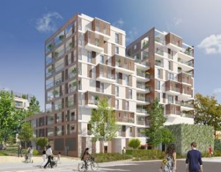 Programme immobilier neuf Colombes - HorizOn - Loi Pinel, Residence Principale