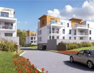 Programme immobilier neuf Altkirch - Les Jardins de l'Ill 2ème Tranche - Residence Principale