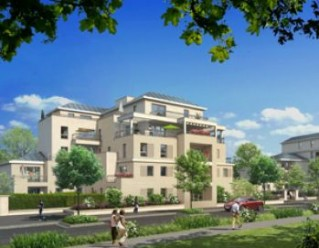 Programme immobilier neuf Élancourt - Filigranes Tr.2 - Loi Pinel, Residence Principale