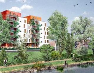 Programme immobilier neuf Saint Denis - Entre Deux Rives - Residence Principale