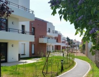 Programme immobilier neuf Sélestat - Les Symphonies - Residence Principale