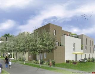 Programme immobilier neuf Joué lès Tours - Les Terrasses de Chantepie - Residence Principale