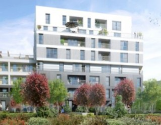 Programme immobilier neuf Aubervilliers - Canal Street - Loi Pinel, Residence Principale - Investir en immobilier neuf Aubervilliers