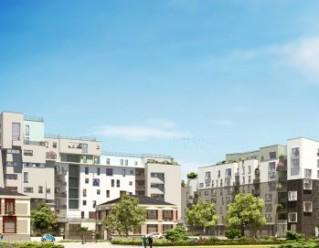 Programme immobilier neuf Ivry sur Seine - Duo en Seine - Residence Principale