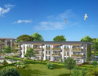 Programme immobilier neuf Toulon - L'Anathys - Loi Pinel, Residence Principale