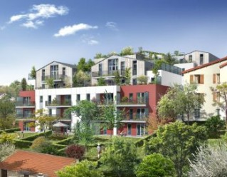 Programme immobilier neuf Cachan - SKYLINE - Residence Principale