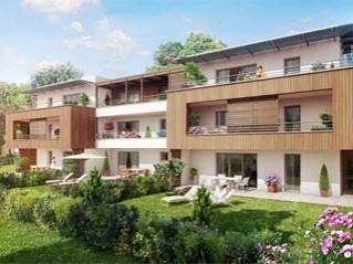 Programme immobilier neuf Saint Alban Leysse - Les hauts de saint alban - Loi Pinel, Residence Principale