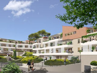 Programme immobilier neuf Hyères - Kastel - Loi Pinel, Residence Principale