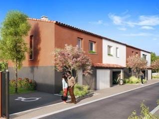 Programme immobilier neuf Perpignan - Villas estel - Residence Principale