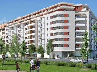 Programme immobilier neuf Marseille - Delta parc - Loi Pinel, Residence Principale - Investir en immobilier neuf Marseille