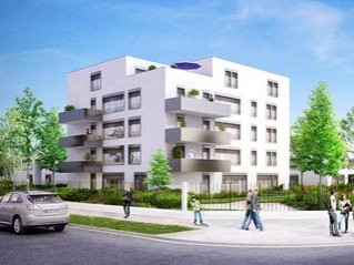 Programme immobilier neuf Bègles - Green park - Loi Pinel, Residence Principale