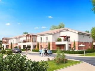 Programme immobilier neuf Saint Aubin de Médoc - Carre nature - Loi Pinel, Residence Principale