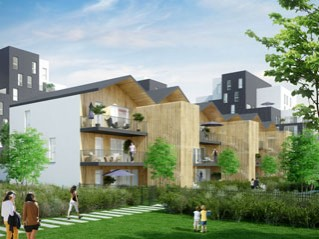 Programme immobilier neuf Bordeaux - Signature - ginko - Loi Pinel, Residence Principale