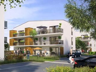 Programme immobilier neuf Bezannes - Passionéo - Loi Pinel, Residence Principale