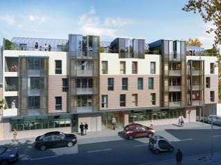Programme immobilier neuf Reims - Le xv - Loi Pinel, Residence Principale - Investir en immobilier neuf Reims