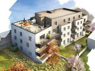 Programme immobilier neuf Vénissieux - Opaline - Residence Principale - Investir en immobilier neuf Vénissieux