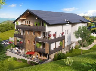 Programme immobilier neuf Seynod - La clé des champs - Loi Pinel, Residence Principale
