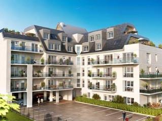 Programme immobilier neuf Rouen - Villa des 2 rivières - Loi Pinel, Residence Principale - Investir en immobilier neuf Rouen