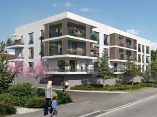 Programme immobilier neuf Carrières sous Poissy - Place des prés - Loi Pinel, Residence Principale