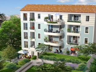 Programme immobilier neuf Toulon - So blue - Loi Pinel, Residence Principale