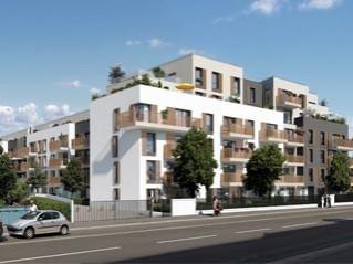 Programme immobilier neuf Nanterre - Les passages république - Residence Principale