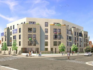 Programme immobilier neuf Orly - Residence victoria - Residence Principale - Investir en immobilier neuf Orly