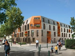 Programme immobilier neuf Alfortville - Odyssee - Loi Pinel, Residence Principale - Investir en immobilier neuf Alfortville