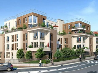 Programme immobilier neuf Montmorency - Apogée - Loi Pinel, Residence Principale