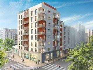 Programme immobilier neuf Lyon - Tango - Loi Pinel, Residence Principale - Investir en immobilier neuf Lyon