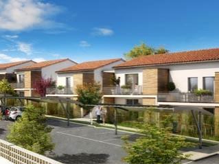 Programme immobilier neuf Saint Orens de Gameville - Les promenades de la marqueille - Residence Principale - Investir en immobilier neuf Saint Orens de Gameville
