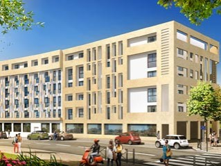 Programme immobilier neuf Aix en Provence - Campus origin' - Statut LMP, Statut LMNP, Loi Censi-Bouvard