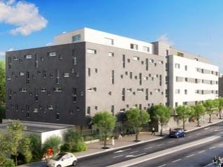 Programme immobilier neuf Montpellier - Campus opaline - Statut LMP, Statut LMNP, Loi Censi-Bouvard