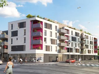 Programme immobilier neuf Strasbourg - Le 75 - Residence Principale