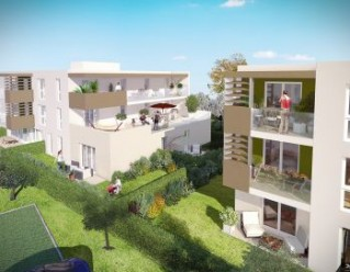 Programme immobilier neuf Besançon - Les Terrasses d'Hugo - Loi Pinel, Residence Principale