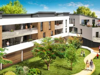 Programme immobilier neuf Toulouse - Neoma - Residence Principale - Investir en immobilier neuf Toulouse