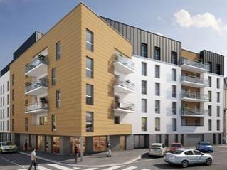 Programme immobilier neuf Évreux - Residence gabriel - Loi Pinel, Residence Principale - Investir en immobilier neuf Évreux