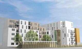 Programme immobilier neuf Strasbourg - Les allées des brasseurs - Statut LMP, Statut LMNP, Loi Censi-Bouvard - Investir en immobilier neuf Strasbourg